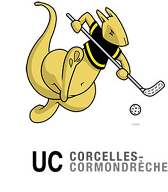 logo unihockey corcelles